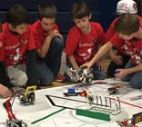 FIRST Lego League Coach